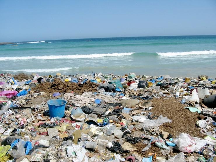 Garbage Dumps in Ocean Garbage-ocean