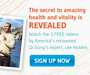 It's practiced by millions around the world every day. It's at the heart of yoga, tai chi, chakra healing, even acupuncture... it's called Qi. And now PBS's Lee Holden is offering free lessons to help you harness your inner healing power. Sign up here