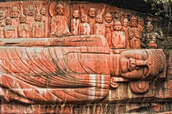carved