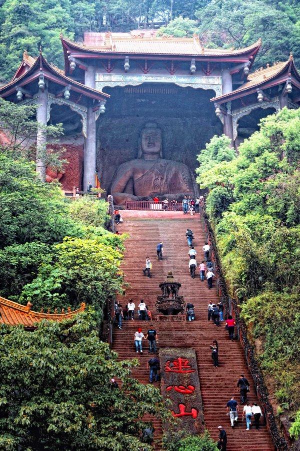 leshan temple