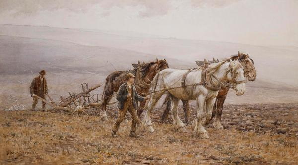 the-ploughman-wilmington-polegate-near-eastbourne-joseph-harold-swanwick