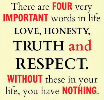 4 important words