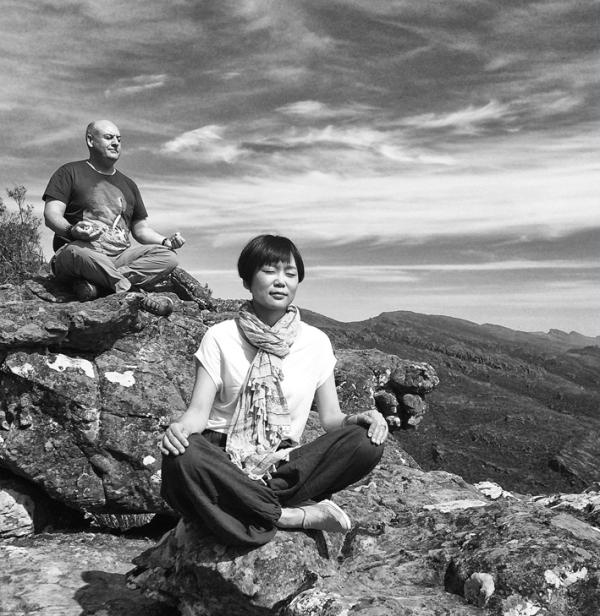 meditation Grampians